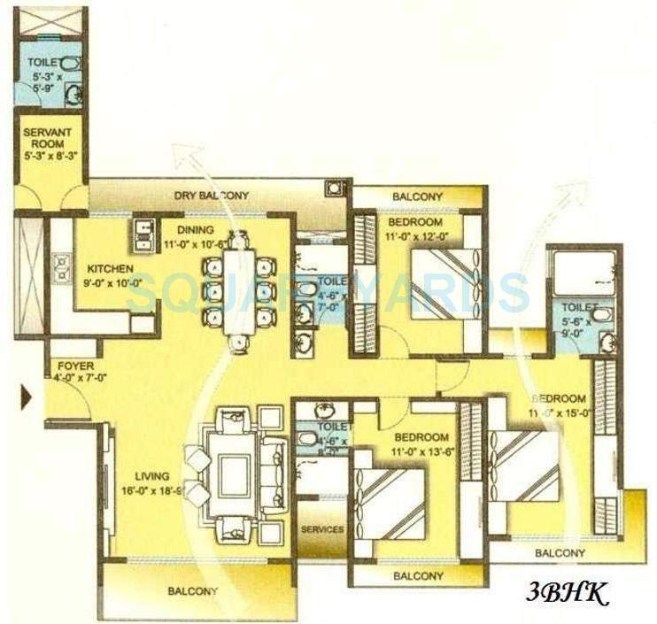 sunteck signia oceans apartment 3bhk 2133sqft1