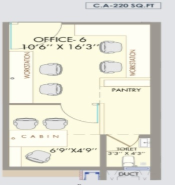the orion business park office space  220sqft 20215709105744