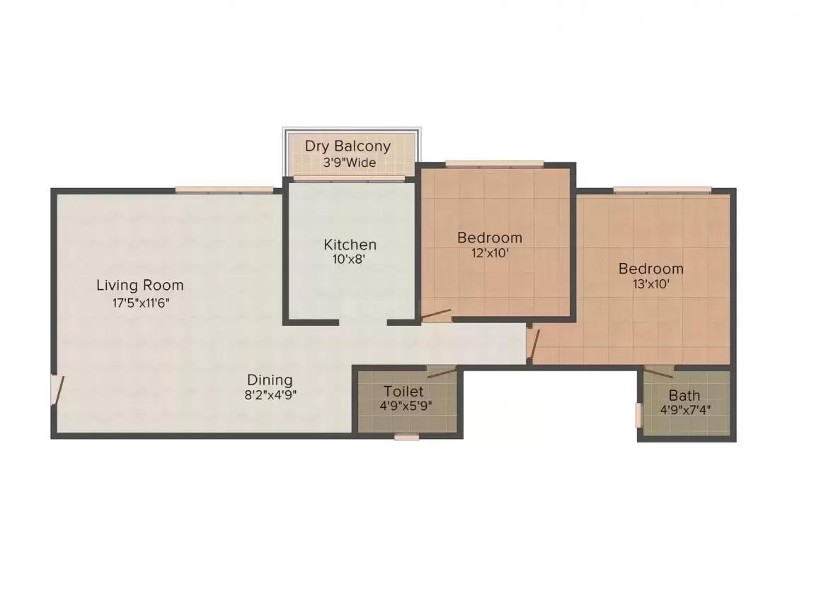 uk sangfroid apartment 2bhk 712sqft 20202420132454