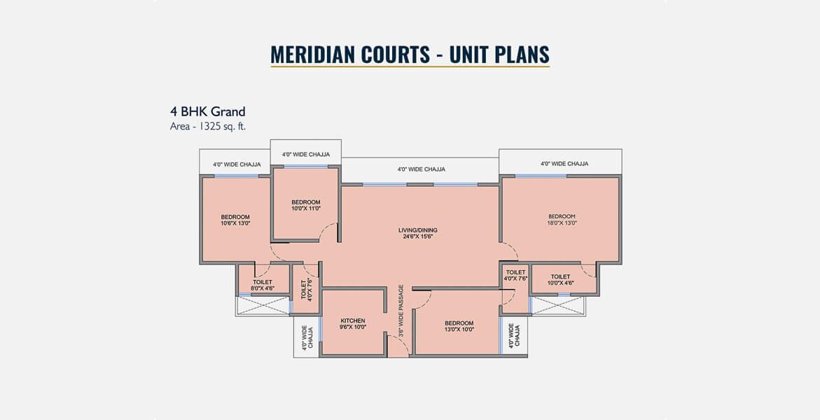 west center meridian courts apartment 4bhk 2186sqft 1