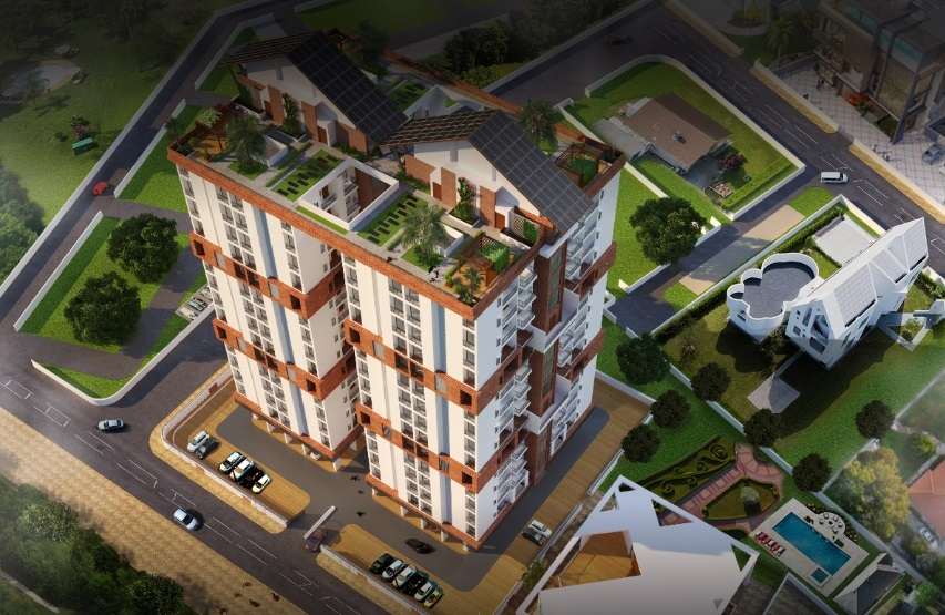 ayodhya exotica project tower view1