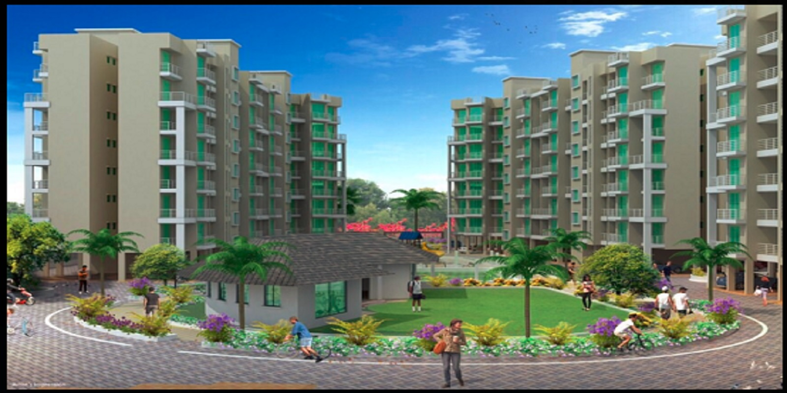 akshar emperia garden amenities features8