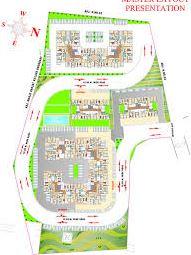 arihant aloki project master plan image1