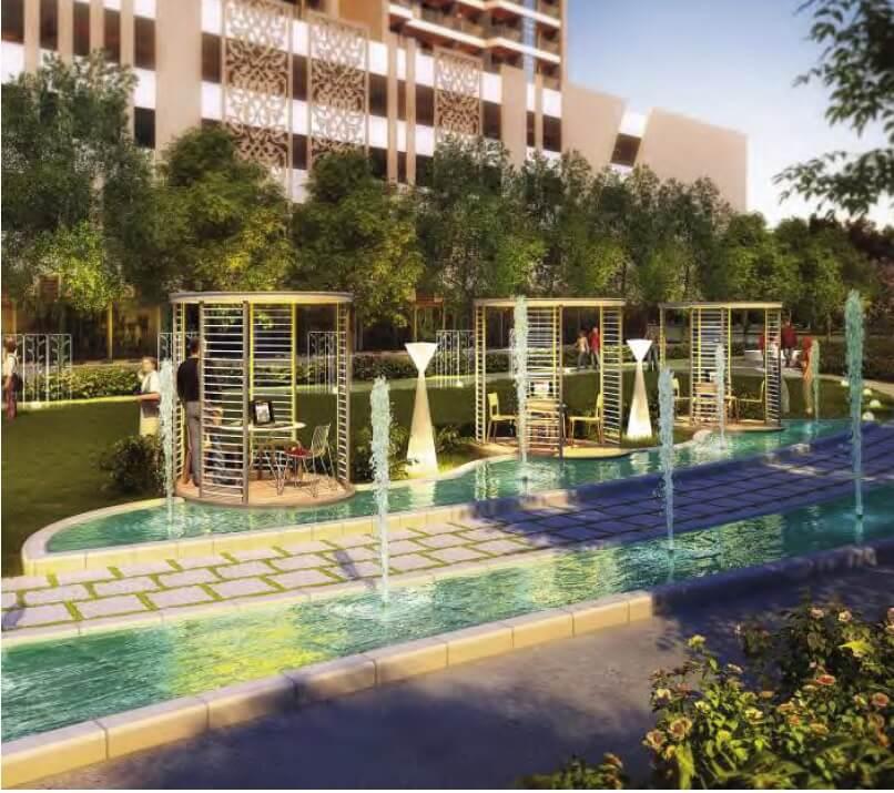 arihant aspire amenities features1