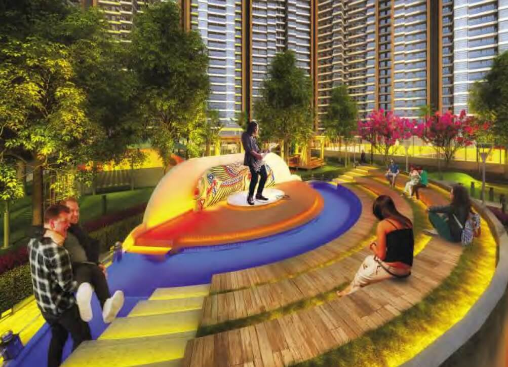 arihant aspire amenities features2