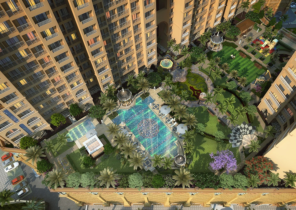 arihant clan aalishan phase 2 amenities features7