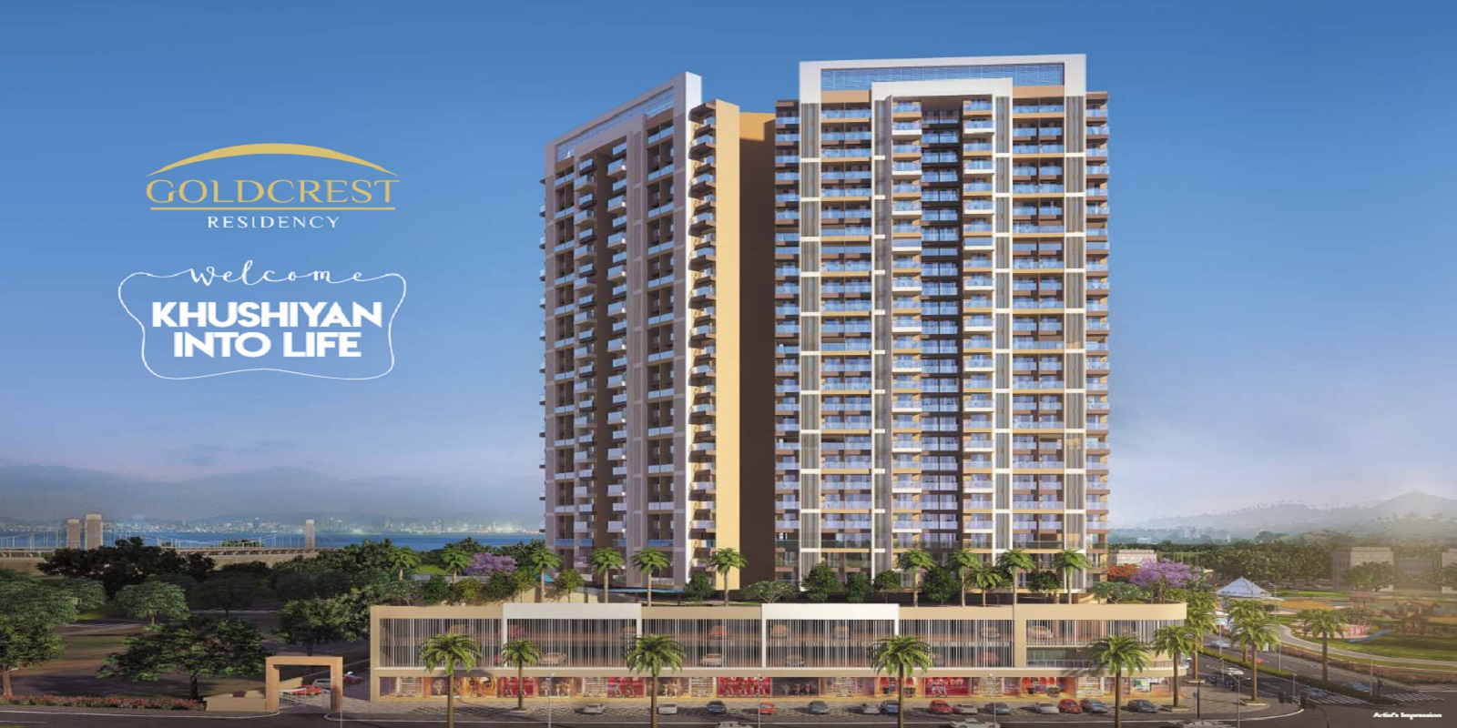 bhairaav goldcrest residency project project large image1