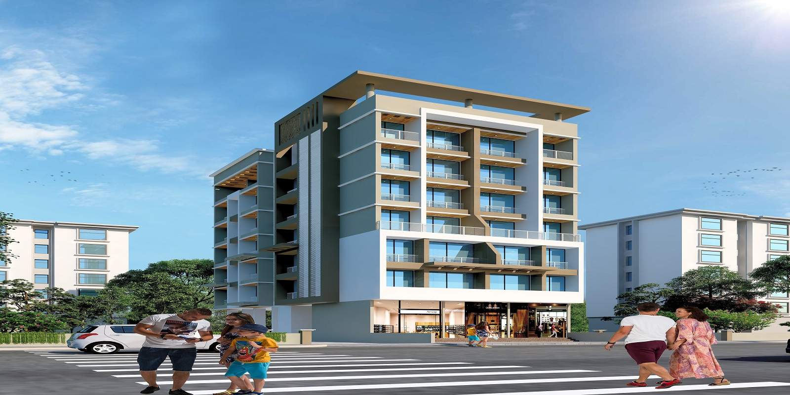 g r k sharada residency project project large image1