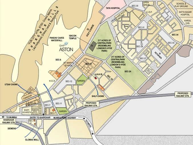 ghp aston project location image1