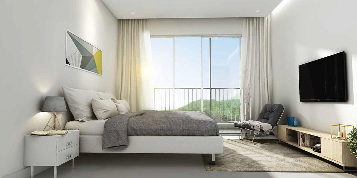 godrej city project apartment interiors1