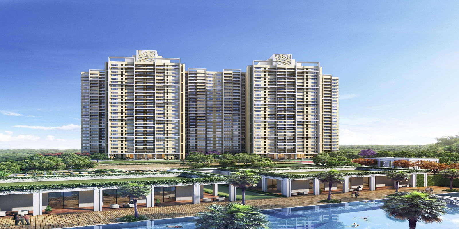 indiabulls daffodils tower project large image2