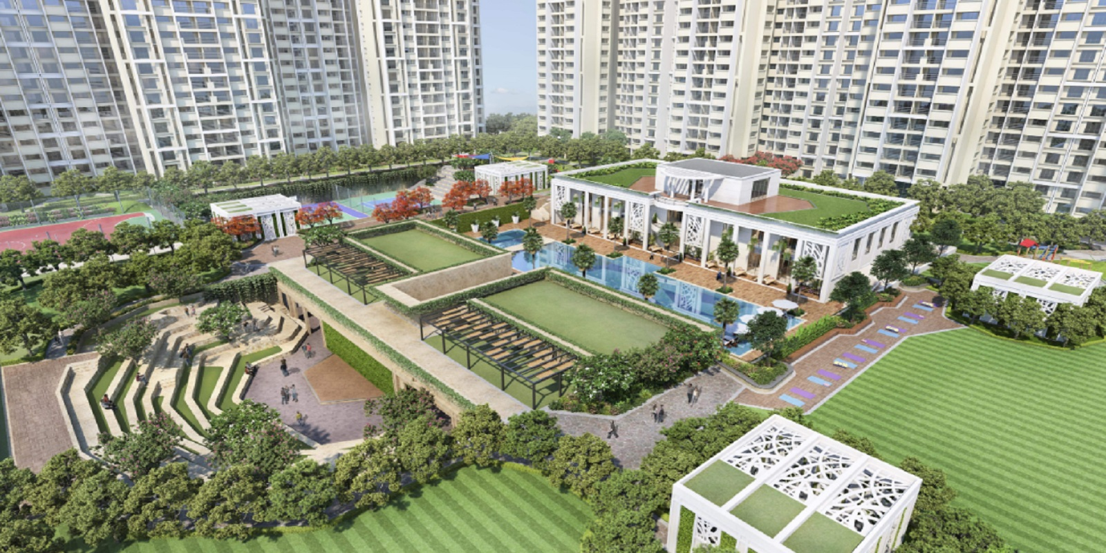 indiabulls park clubhouse external image8