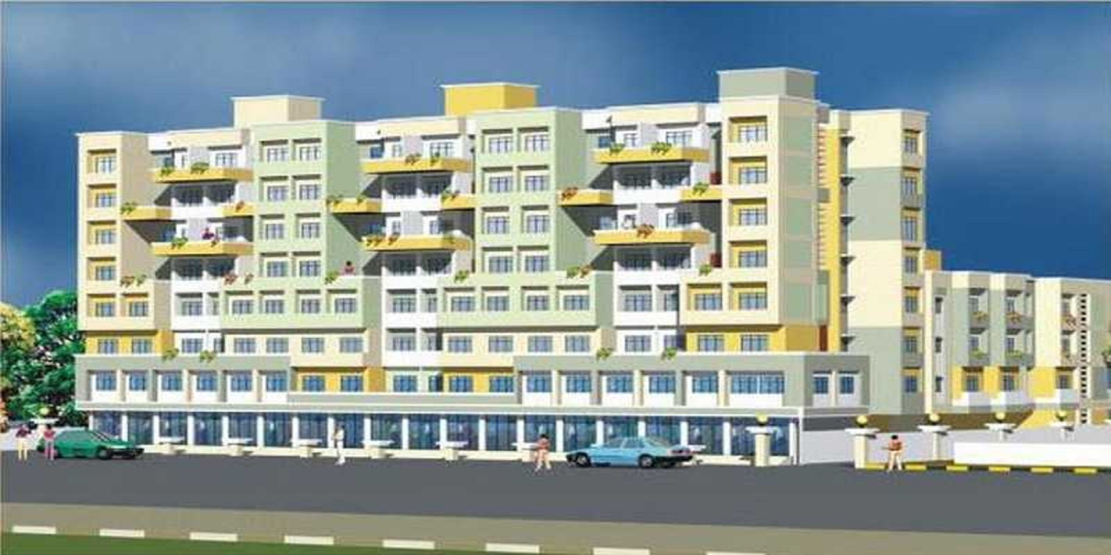 juhi garden project project large image1