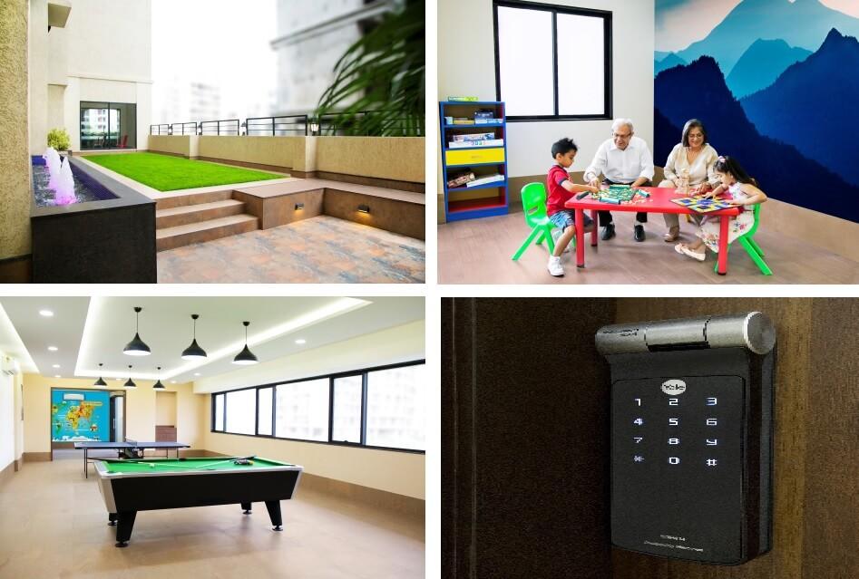 kaamdhenu celestia amenities features2