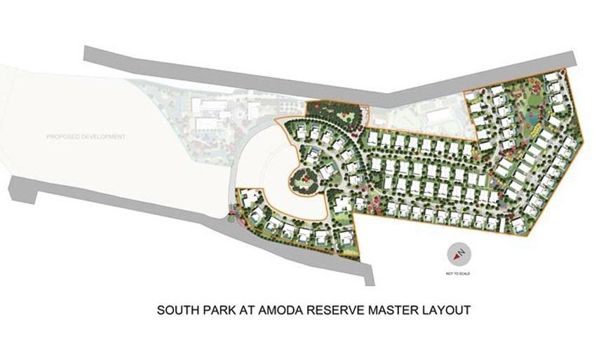 kalpataru amoda reserve project master plan image1