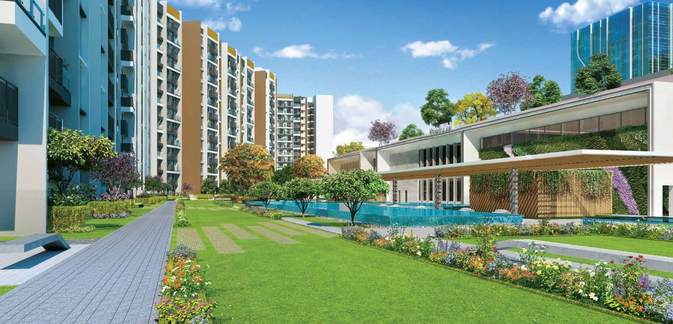 l and t seawoods residences project amenities features2