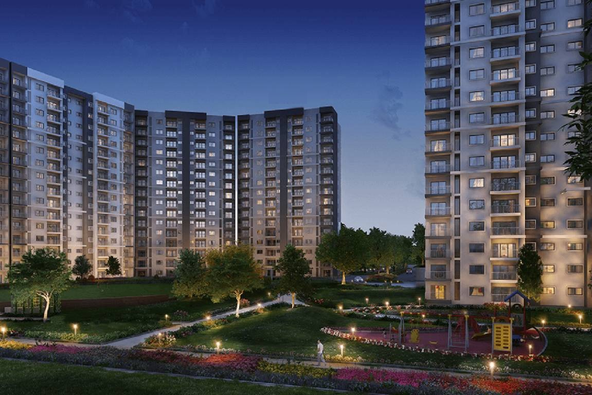 l t seawoods residences phase 1 part b tower view6