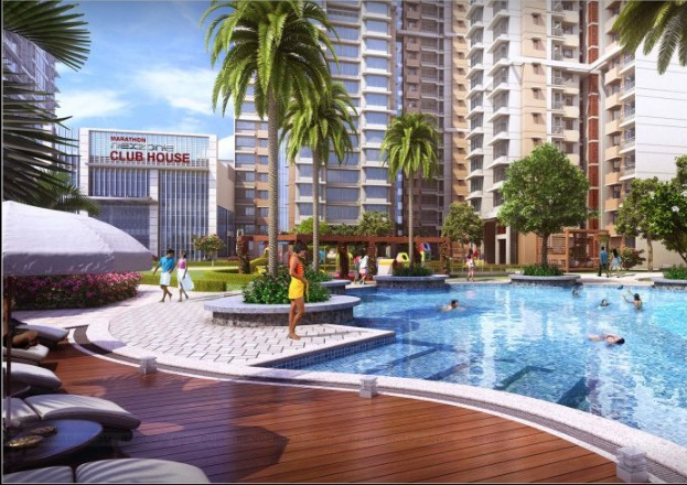 marathon nexzone project amenities features2