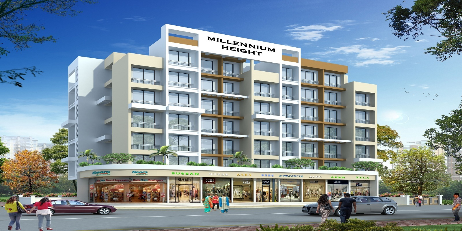 millenium height project project large image1