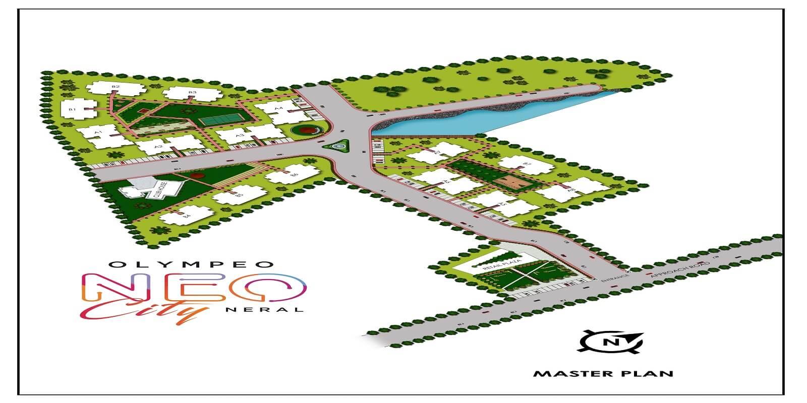 olympeo neo city master plan image1