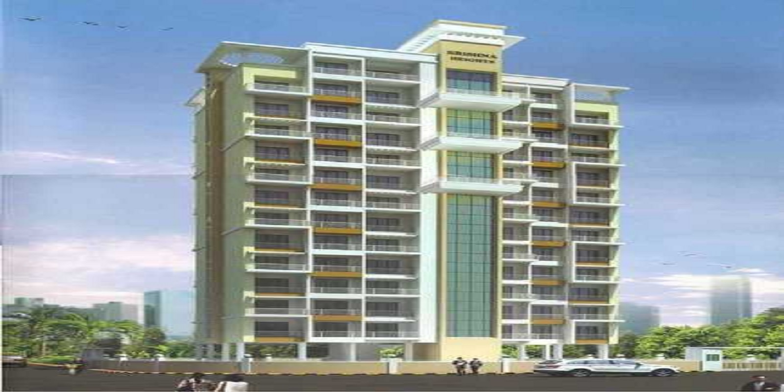 paradise krishna heights project project large image1