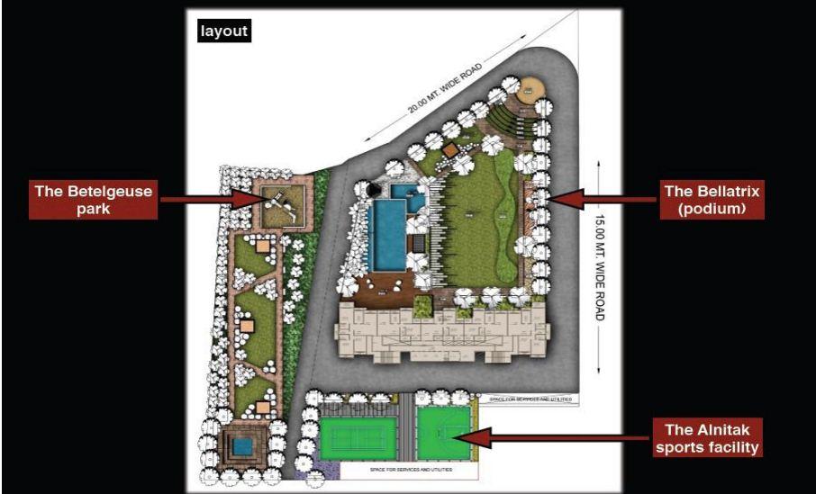 piramal sunteck signia waterfront master plan image1