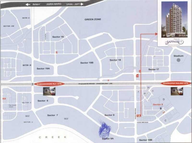 platinum tulsi sapphire project location image1