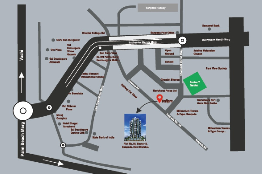 sara kshipra location image7