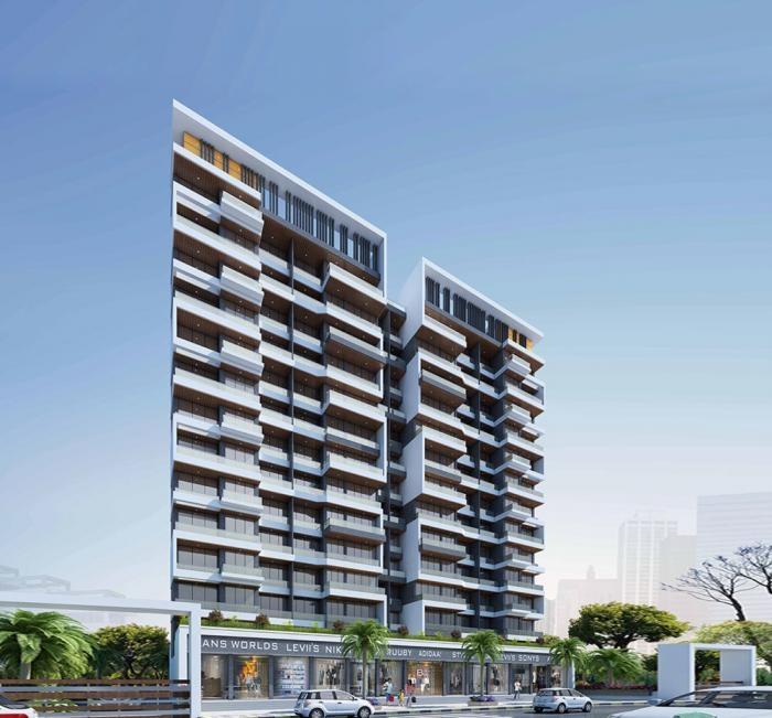satyam mayfair tower view5