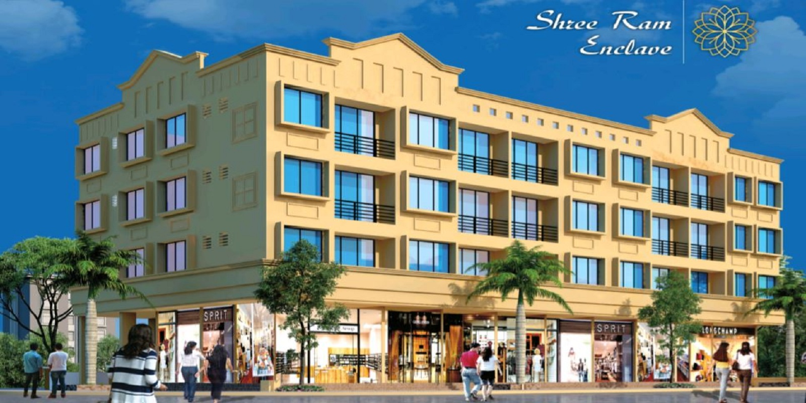 shree ram enclave project project large image1