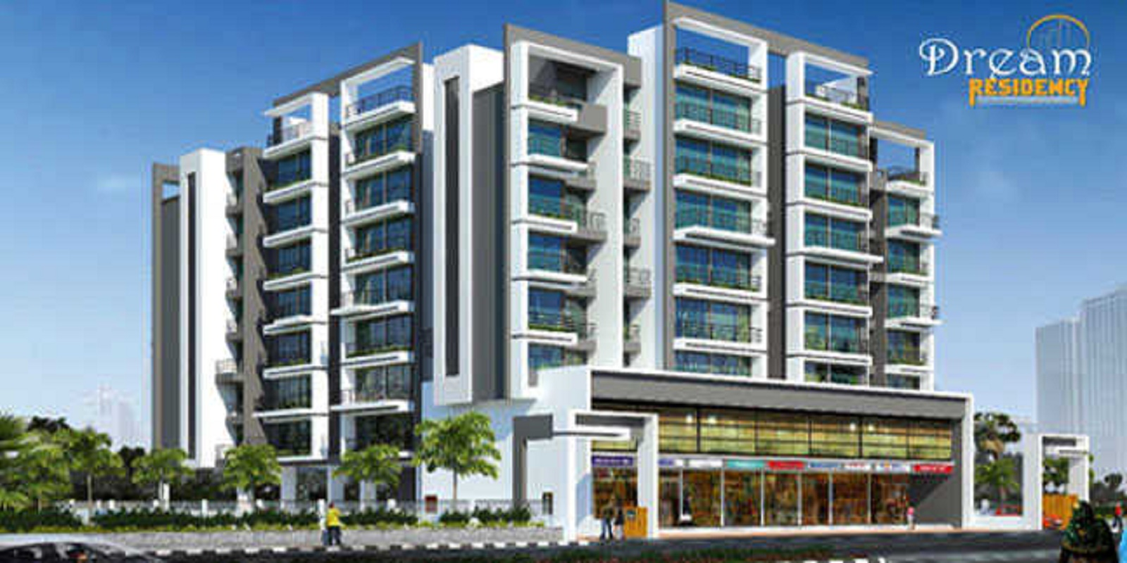shubh dream residency project project large image1