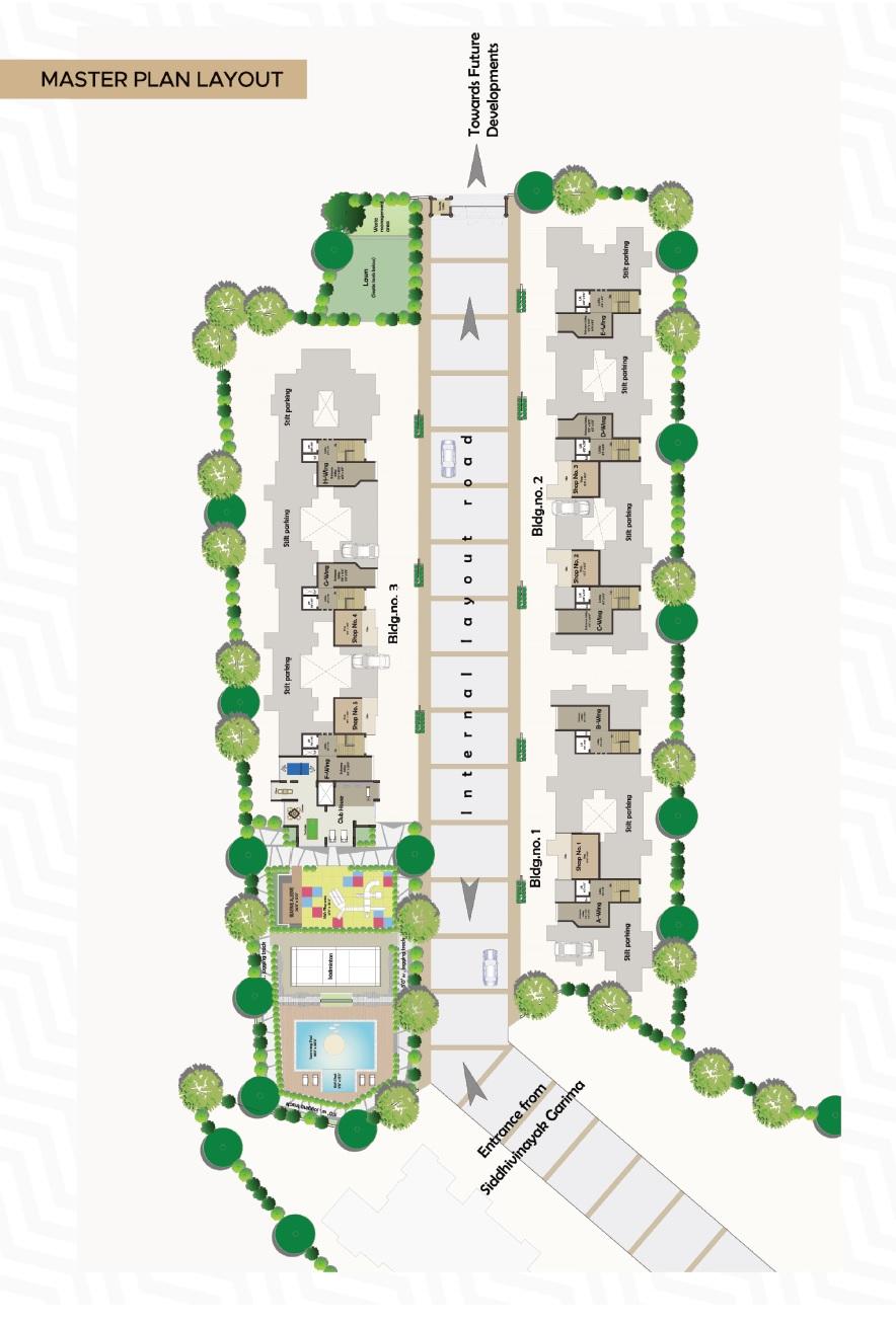 siddhivinayak pratima master plan image1