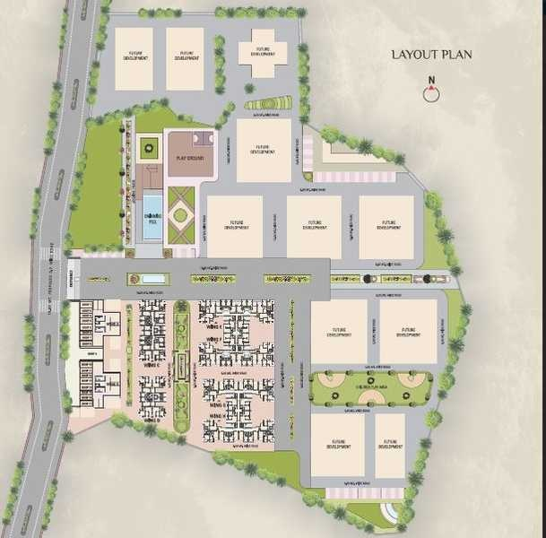 signature the morning project master plan image1