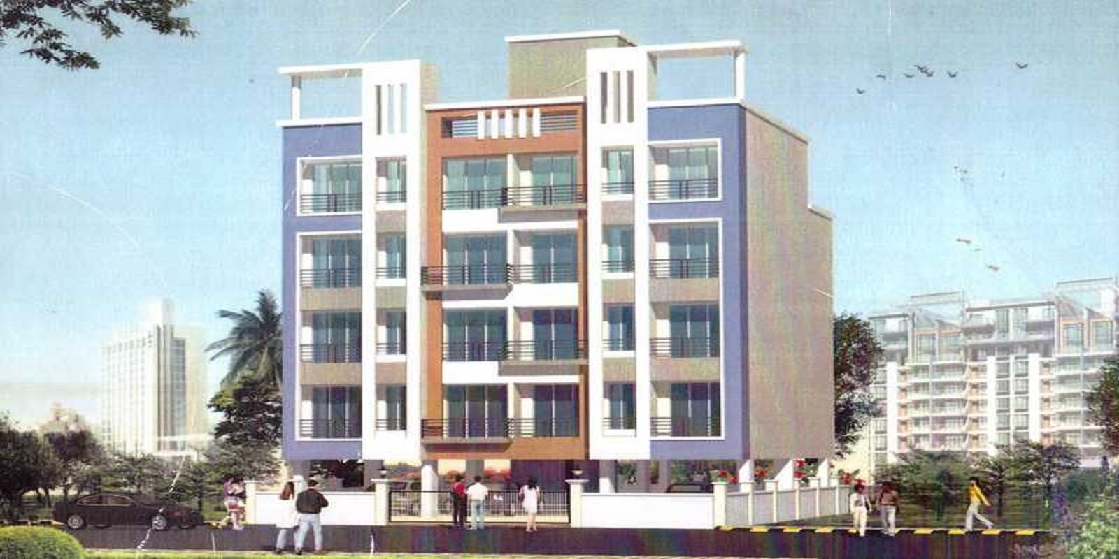 space india vishesh homes project project large image1
