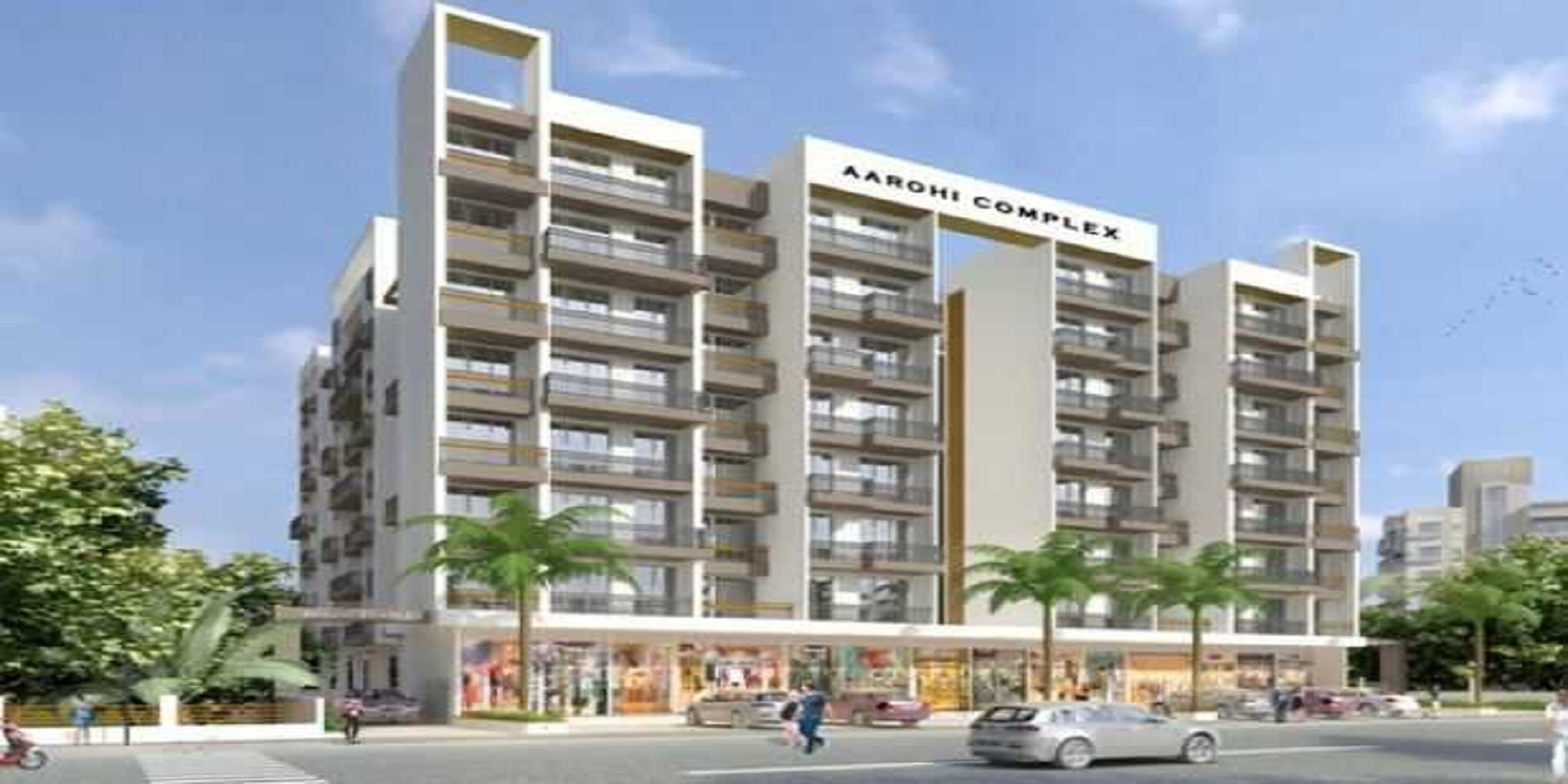 today shyam aarohi complex project large image2