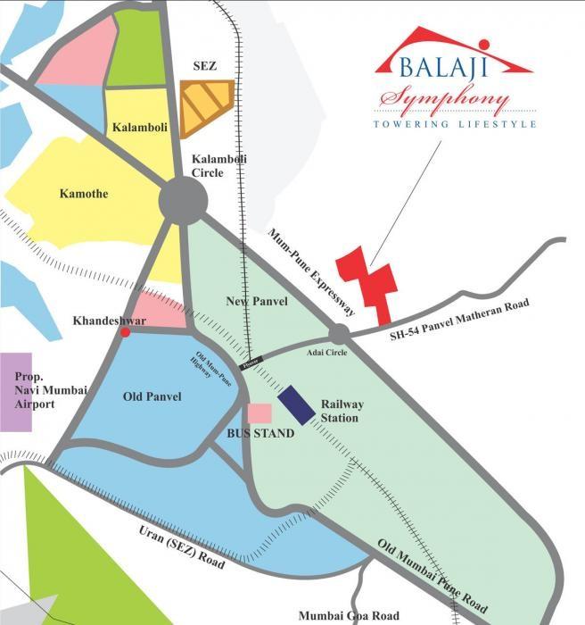 vishesh symphony location image6