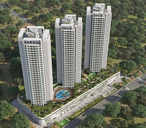 Aurum Q Residences, Ghansoli, Navi Mumbai