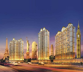 Paradise Lifespaces Sai World City, New Panvel, Navi Mumbai
