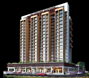 Sai Proviso Sapphire, Roadpali, Navi Mumbai