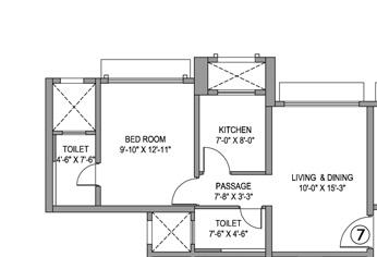 hiranandani fortune city apartment 1bhk 390sqft71