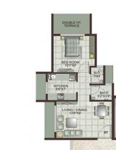 lakhanis orchid woods apartment 1 bhk 269sqft 20204928114913