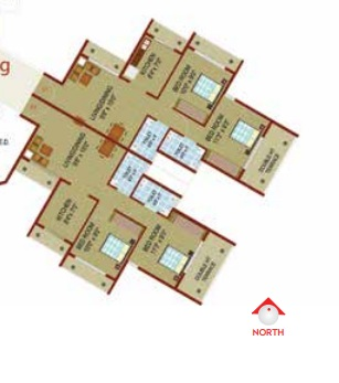 lakhanis orchid woods apartment 2 bhk 446sqft 20205328115300