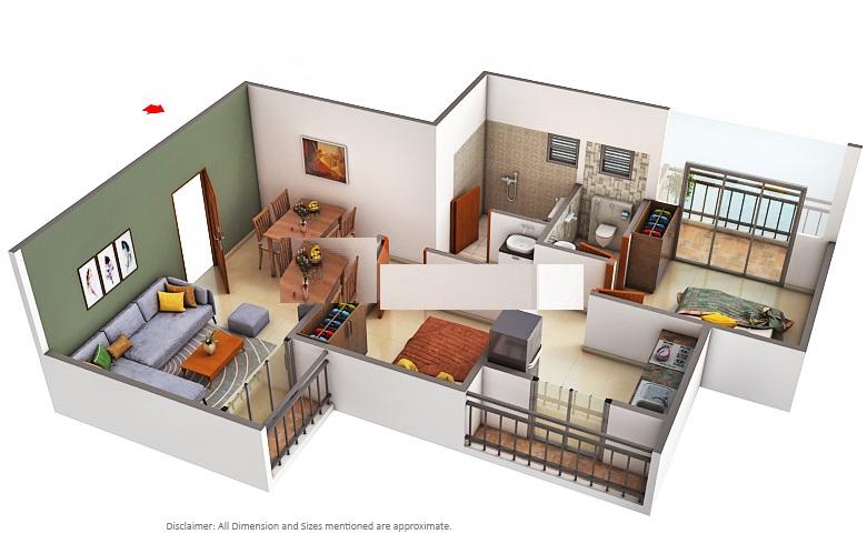 sai mahima lake view apartment 2bhk 380sqft71