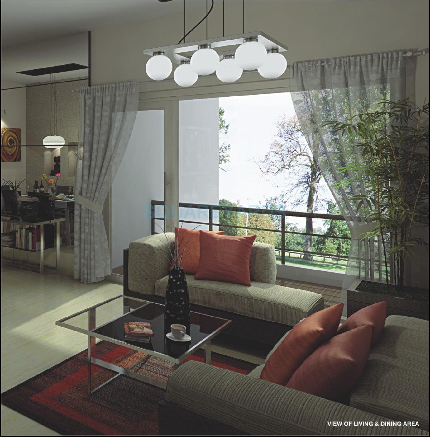 3c lotus boulevard apartment interiors1