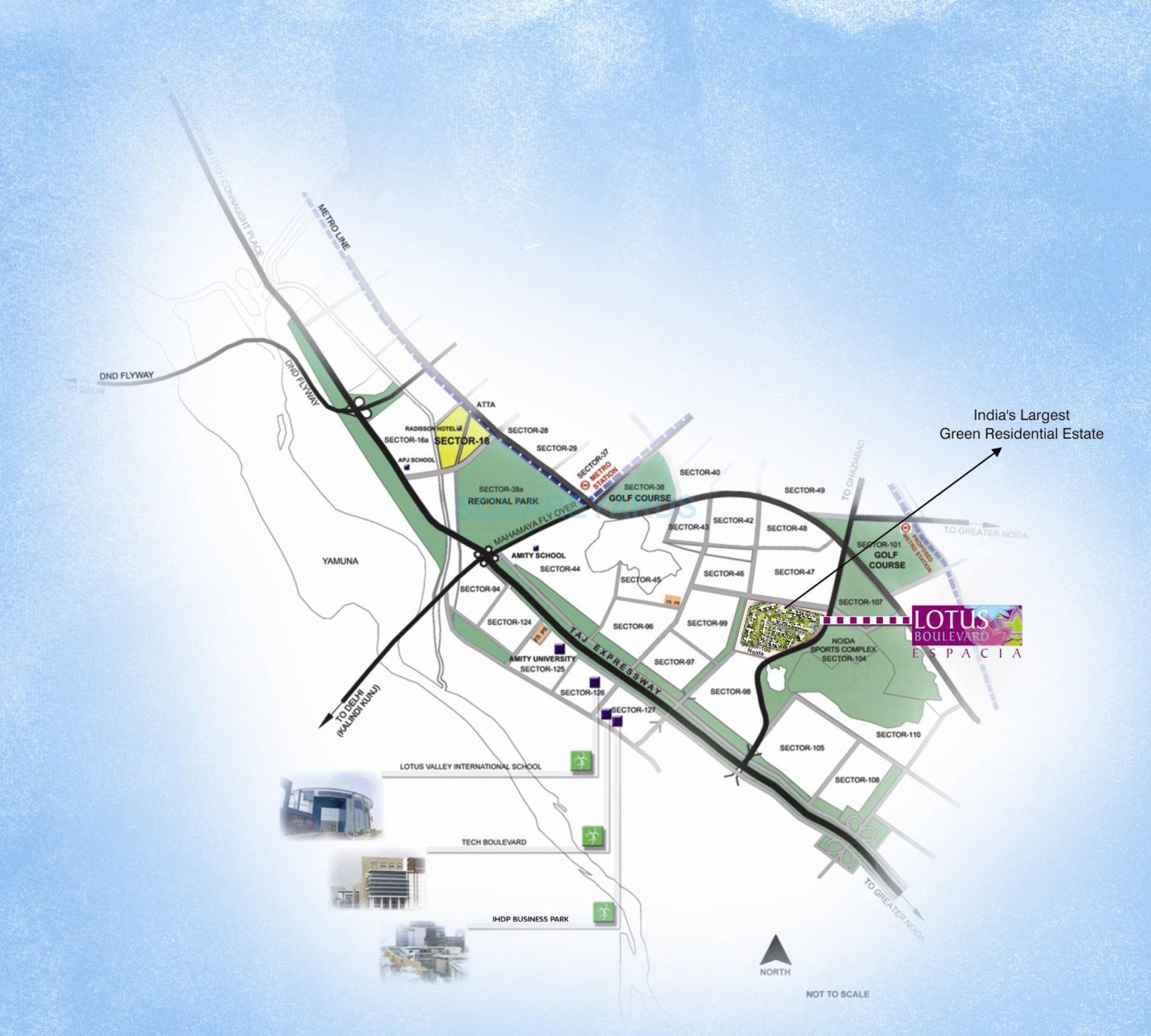 3c lotus boulevard espacia location image1