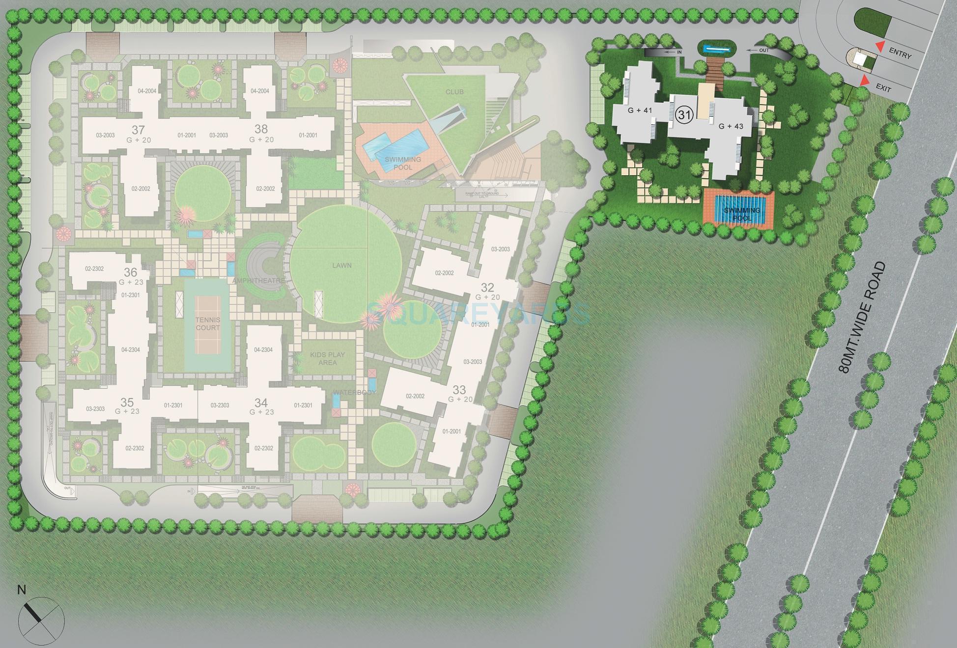 3c lotus peak master plan image1