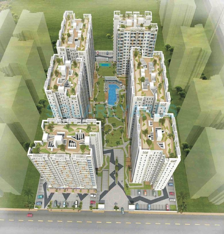 aarcity regency park tower view1