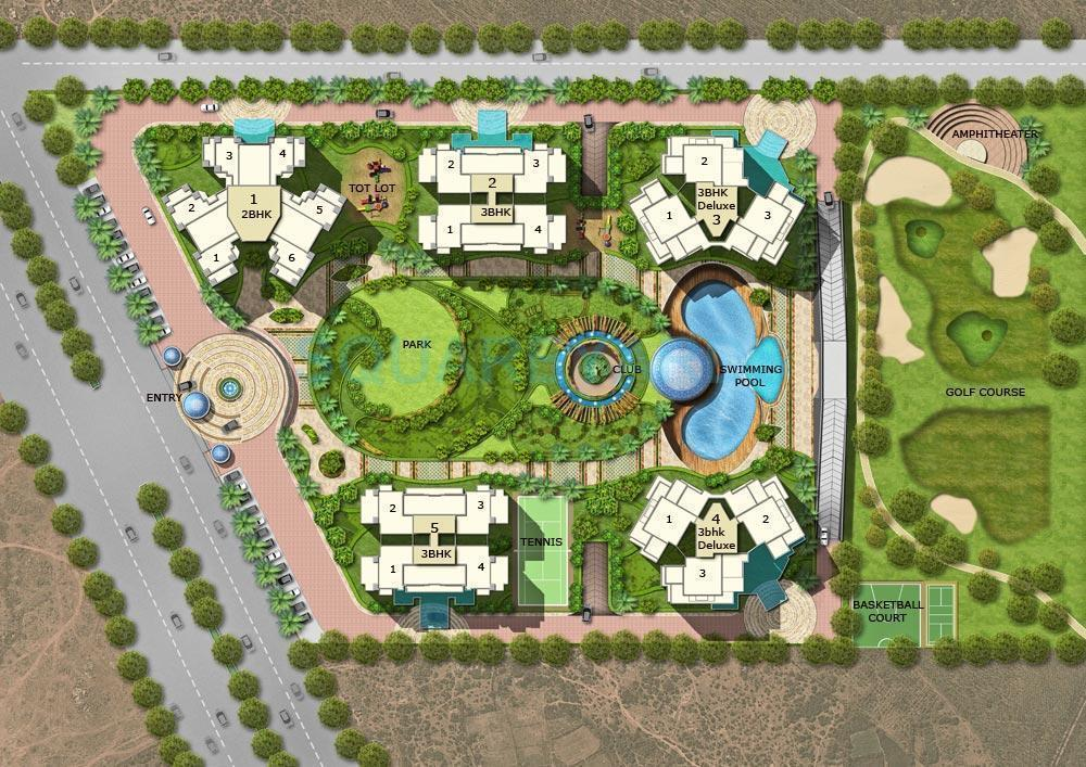 ace golf shire master plan image1