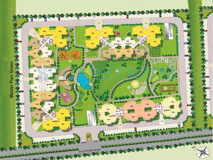 aims golf avenue ii master plan image1