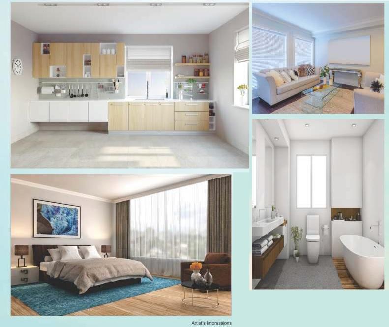 ajnara le garden prime tower apartment interiors8